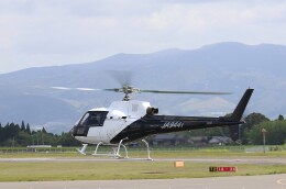 EosR2さんが、鹿児島空港で撮影した日本法人所有 AS350B Ecureuilの航空フォト(飛行機 写真・画像)