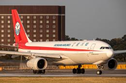 SGR RT 改さんが、成田国際空港で撮影した四川航空 A330-243Fの航空フォト(飛行機 写真・画像)