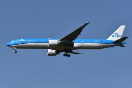 Deepさんが、成田国際空港で撮影したKLMオランダ航空 777-306/ERの航空フォト(飛行機 写真・画像)