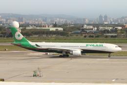 ceskykrumlovさんが、台湾桃園国際空港で撮影したエバー航空 A330-302の航空フォト(飛行機 写真・画像)