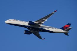 kuraykiさんが、羽田空港で撮影したデルタ航空 A350-941の航空フォト(飛行機 写真・画像)