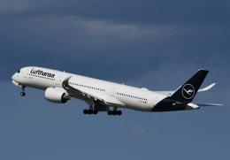 チャーリーマイクさんが、羽田空港で撮影したルフトハンザドイツ航空 A350-941の航空フォト(飛行機 写真・画像)