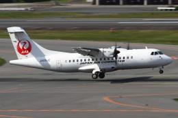 B14A3062Kさんが、伊丹空港で撮影した日本エアコミューター ATR-42-600の航空フォト(飛行機 写真・画像)