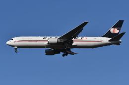 Deepさんが、成田国際空港で撮影したカーゴジェット・エアウェイズ 767-328/ER(BDSF)の航空フォト(飛行機 写真・画像)