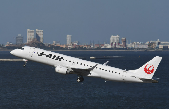 航空フォト:JA246J ジェイエア