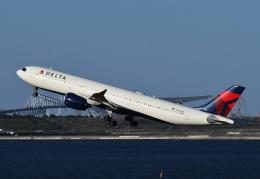 チャーリーマイクさんが、羽田空港で撮影したデルタ航空 A330-941の航空フォト(飛行機 写真・画像)