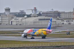 ER_b777logさんが、那覇空港で撮影した全日空 777-281/ERの航空フォト(飛行機 写真・画像)