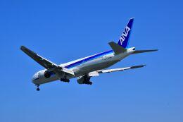 ER_b777logさんが、那覇空港で撮影した全日空 777-381の航空フォト(飛行機 写真・画像)