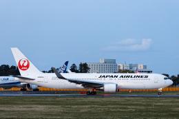 SGR RT 改さんが、成田国際空港で撮影した日本航空 767-346/ERの航空フォト(飛行機 写真・画像)