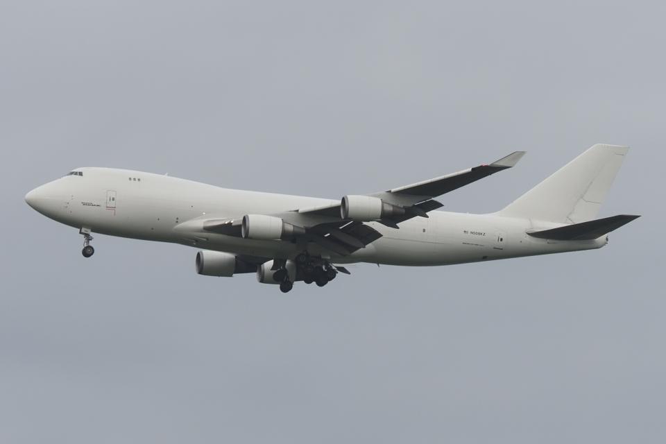 木人さんのアトラス航空 Boeing 747-400 (N508KZ) 航空フォト
