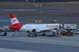 航空フォト:OE-LBS オーストリア航空 A320