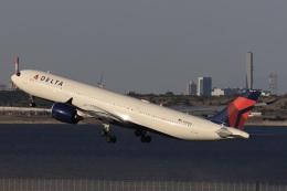 KOKI_ANA-Brussels767さんが、羽田空港で撮影したデルタ航空 A330-941の航空フォト(飛行機 写真・画像)