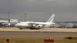誘喜さんが、中部国際空港で撮影したアントノフ・エアラインズ An-124-100M Ruslanの航空フォト(飛行機 写真・画像)
