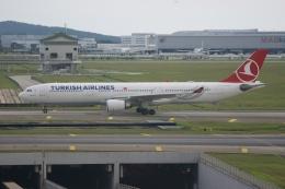 磐城さんが、クアラルンプール国際空港で撮影したターキッシュ・エアラインズ A330-303の航空フォト(飛行機 写真・画像)
