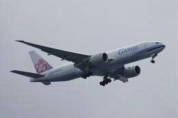JUTENさんが、中部国際空港で撮影したチャイナエアライン 777-Fの航空フォト(飛行機 写真・画像)