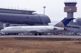 kumagorouさんが、仙台空港で撮影したコンチネンタル・ミクロネシア 727-200の航空フォト(飛行機 写真・画像)
