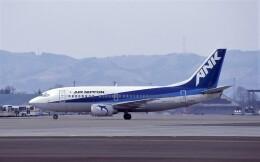 kumagorouさんが、仙台空港で撮影したエアーニッポン 737-54Kの航空フォト(飛行機 写真・画像)