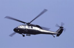 kumagorouさんが、仙台空港で撮影したアメリカ陸軍 UH-60L Black Hawk (S-70A)の航空フォト(飛行機 写真・画像)