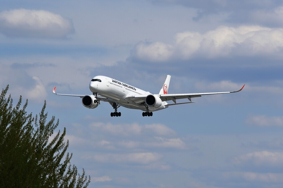 T.Sazenさんの日本航空 Airbus A350-900 (JA04XJ) 航空フォト