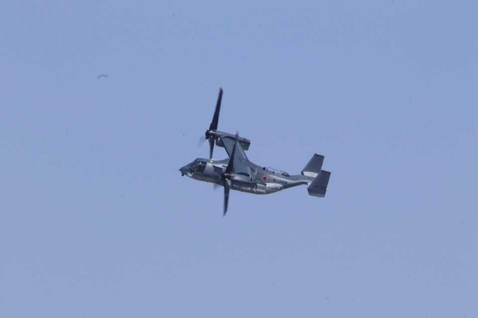 mahiちゃんさんの陸上自衛隊 Bell Boeing V-22 (91701) 航空フォト