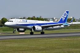 k-spotterさんが、伊丹空港で撮影した全日空 A320-271Nの航空フォト(飛行機 写真・画像)