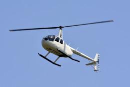 Gambardierさんが、岡南飛行場で撮影したオートパンサー R44 Clipper IIの航空フォト(飛行機 写真・画像)