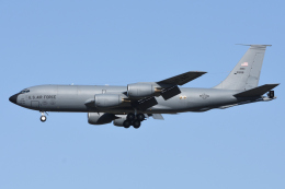 =JAかみんD=さんが、横田基地で撮影したアメリカ空軍 KC-135R Stratotanker (717-148)の航空フォト(飛行機 写真・画像)