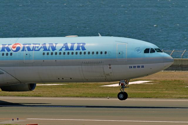 鈴鹿@風さんが、中部国際空港で撮影した大韓航空 A330-323Xの航空フォト(飛行機 写真・画像)