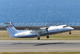 鈴鹿@風さんが、中部国際空港で撮影した国土交通省 航空局 DHC-8-315Q Dash 8の航空フォト(飛行機 写真・画像)