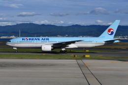 Deepさんが、関西国際空港で撮影した大韓航空 777-2B5/ERの航空フォト(飛行機 写真・画像)