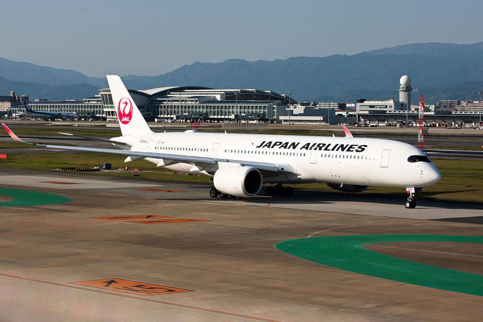 ansett747さんの日本航空 Airbus A350-900 (JA04XJ) 航空フォト