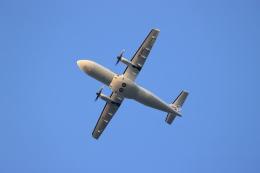 Tomochanさんが、函館空港で撮影した北海道エアシステム ATR-42-600の航空フォト(飛行機 写真・画像)