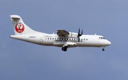 CL&CLさんが、奄美空港で撮影した日本エアコミューター ATR-42-600の航空フォト(飛行機 写真・画像)