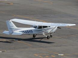 F.YUKIHIDEさんが、岡南飛行場で撮影した大阪航空 172R Skyhawkの航空フォト(飛行機 写真・画像)