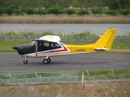 F.YUKIHIDEさんが、岡南飛行場で撮影した日本個人所有 172G Ramの航空フォト(飛行機 写真・画像)