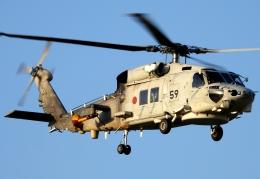 チャレンジャーさんが、厚木飛行場で撮影した海上自衛隊 SH-60Kの航空フォト(飛行機 写真・画像)