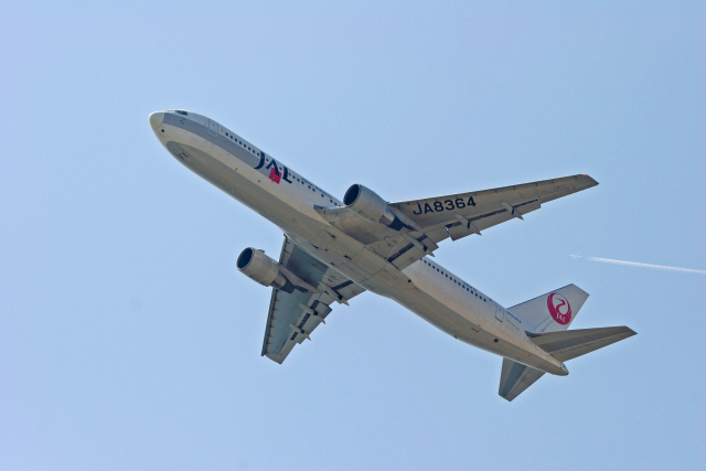 tsubameさんが、関西国際空港で撮影した日本航空 767-346の航空フォト(飛行機 写真・画像)