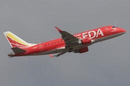 Yuseiさんが、熊本空港で撮影したフジドリームエアラインズ ERJ-170-100 (ERJ-170STD)の航空フォト(飛行機 写真・画像)