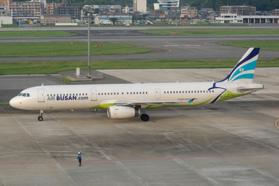 kan787allさんのエアプサン Airbus A321 (HL7731) 航空フォト