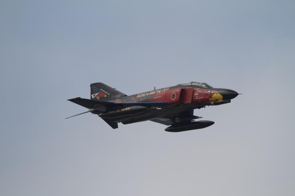 344さんの航空自衛隊 Mitsubishi F-4EJ Kai Phantom II (77-8399) 航空フォト