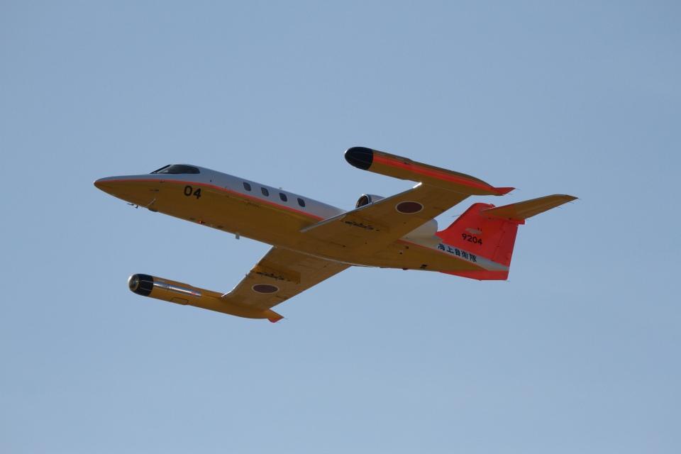 344さんの海上自衛隊 Learjet 35/36 (9204) 航空フォト