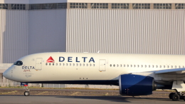 誘喜さんが、羽田空港で撮影したデルタ航空 A350-941の航空フォト(飛行機 写真・画像)