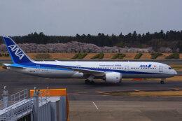KAZKAZさんが、成田国際空港で撮影した全日空 787-9の航空フォト(飛行機 写真・画像)