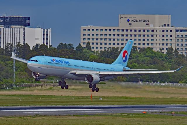 Souma2005さんが、成田国際空港で撮影した大韓航空 A330-323Xの航空フォト(飛行機 写真・画像)