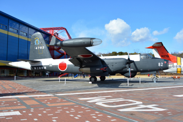 SKY☆101さんが、岐阜基地で撮影した海上自衛隊 P-2Jの航空フォト(飛行機 写真・画像)