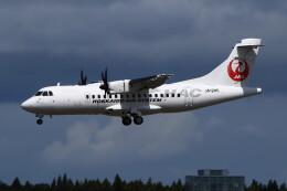 MH-38Rさんが、三沢飛行場で撮影した北海道エアシステム ATR-42-600の航空フォト(飛行機 写真・画像)