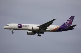 m_aereo_iさんが、成田国際空港で撮影したYTOカーゴ・エアラインズ 757-28S(PCF)の航空フォト(飛行機 写真・画像)