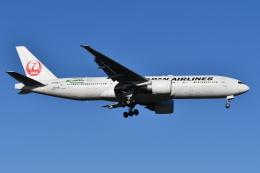 Deepさんが、成田国際空港で撮影した日本航空 777-246/ERの航空フォト(飛行機 写真・画像)