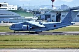 MSN/PFさんが、名古屋飛行場で撮影した航空自衛隊 C-2の航空フォト(飛行機 写真・画像)