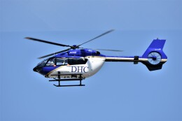 MSN/PFさんが、名古屋飛行場で撮影したディーエイチシー EC145T2の航空フォト(飛行機 写真・画像)
